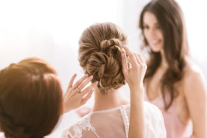 Brautstyling – Beratung, Pflege, Kosmetik und Brautfrisur
