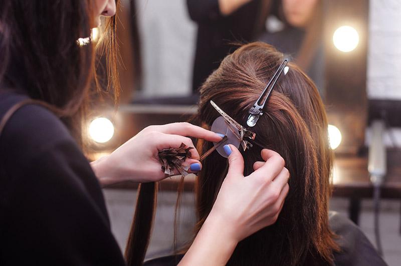 Haarverlängerung - Haarverdichtung Seeland & Spörck Friseure